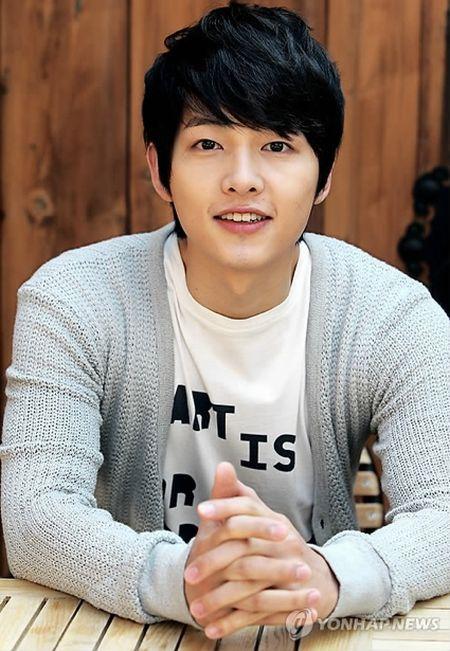 Foto Song Joong-ki Tampan 31