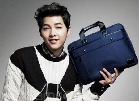 Foto Song Joong-ki Tampan 48