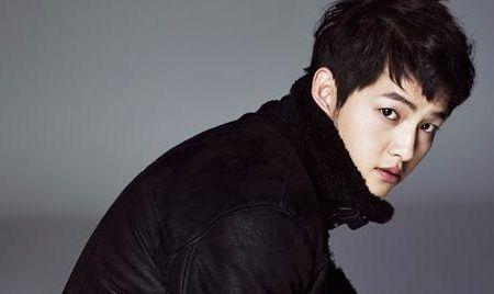 Foto Song Joong-ki Tampan 5