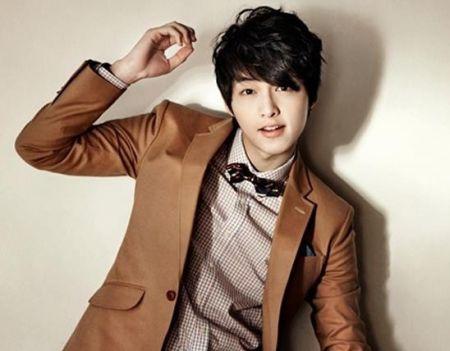 Foto Song Joong-ki Tampan 50