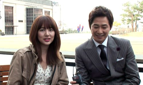 Gambar Kang Ji-hwan dan Yoon Eun-hye
