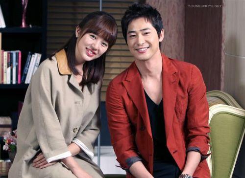Kang Ji-hwan dan Yoon Eun-hye Serasi