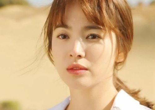 Kecantikan CloseUp Song Hye-kyo DotS