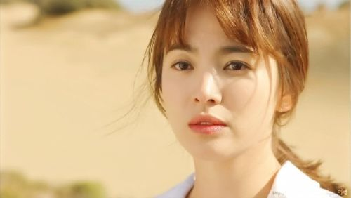 Kecantikan CloseUp Song Hye-kyo DotS1