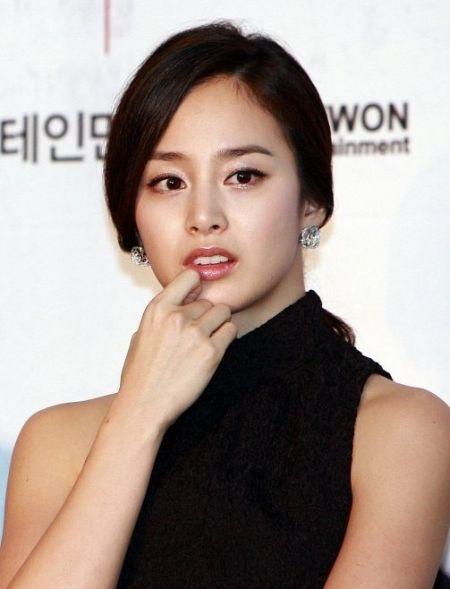 Kecantikan Kim Tae Hee1