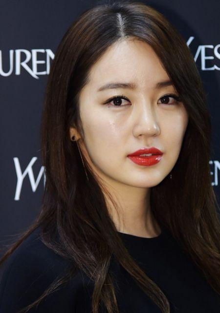 Kecantikan Yoon Eun-hye4