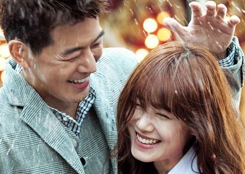 Lee Sang-yoon dan Ku Hye-sun