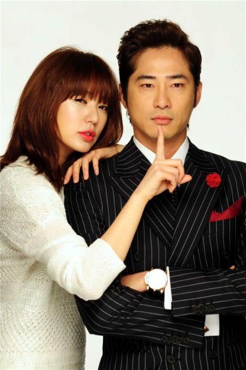 Pasangan Cute Kang Ji-hwan dan Yoon Eun-hye