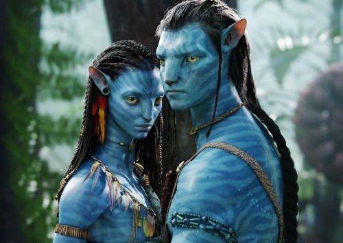 Adegan Film Avatar (2009)