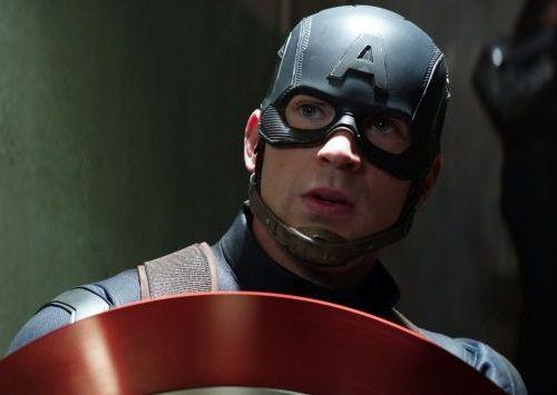 Chris Evans Civil War