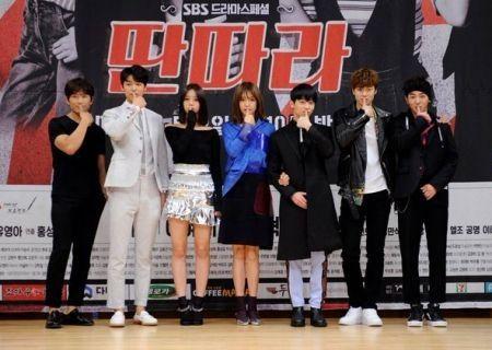Entertainer Korean Drama