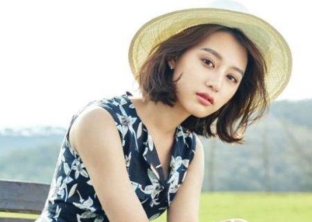 Foto Aktor Muda Kim Ji-won