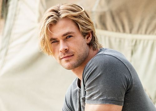 Foto Chris Hemsworth