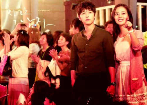 Foto Mesra Song Joong-ki dan Moon Chae-won3