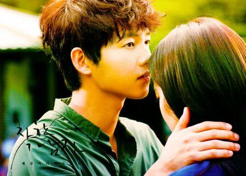 Foto Mesra Song Joong-ki dan Moon Chae-won4