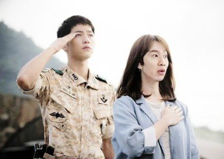 Foto Parodi Descendants of the Sun