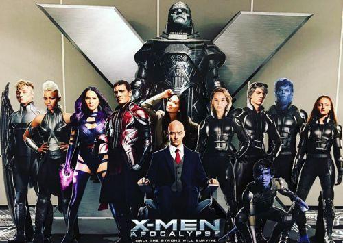 Foto Pemain X-Men Apocalypse