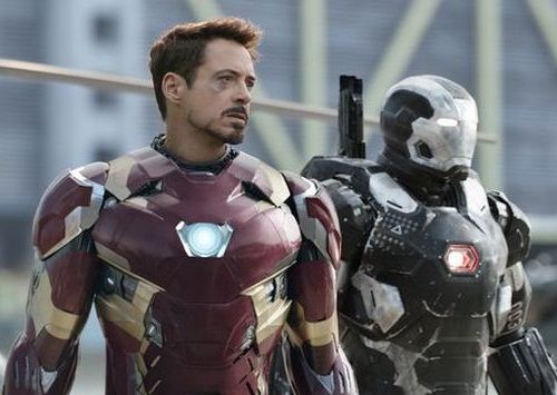 Foto Robert Downey, Jr di Film Civil War