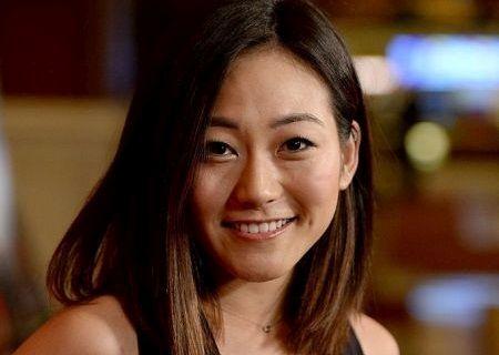 Karen Fukuhara Katana