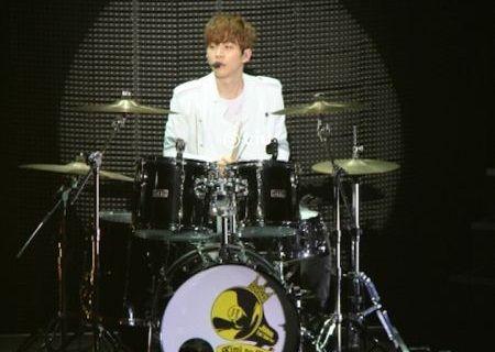 Lee Junho - Drum