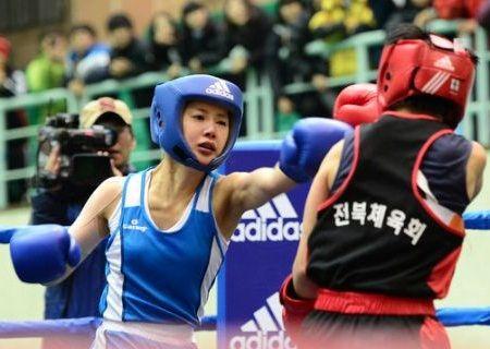 Lee Si Young Atlet Tinju
