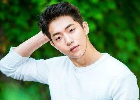 Nam Joo-hyuk Scarlet Heart Ryeo