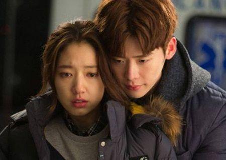 Park Shin-hye dan Lee Jong-suk