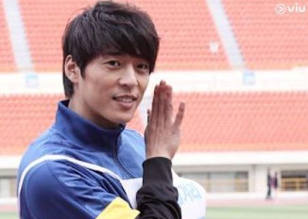 Seo Ji Suk Atlet Sprinting