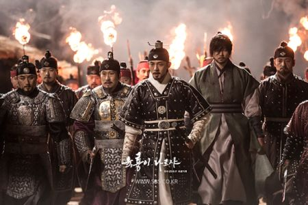 Six Flying Dragons23