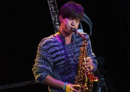Song Jae-rim - Saksofon