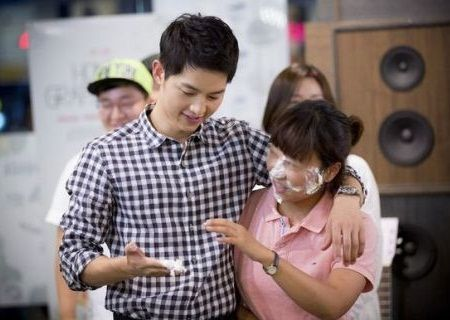 Song Joong-ki DotS