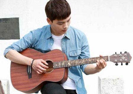 Yeo Jin-goo - Gitar