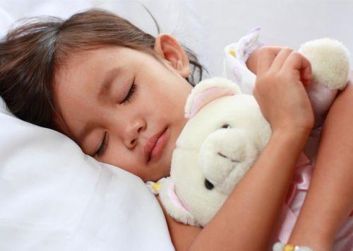 Gambar Anak Tidur
