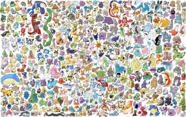 Gambar Monster Pokemon 1
