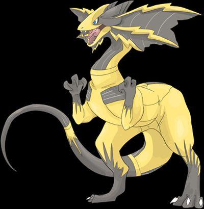 Gambar Monster Pokemon 18