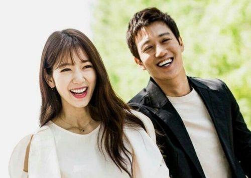 Park Shin-hye, Kim Rae-won