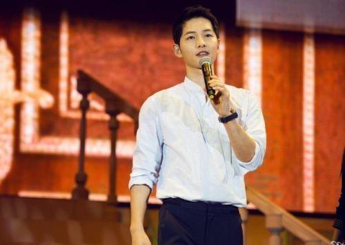Pertemuan Penggemar Song Joong-ki1