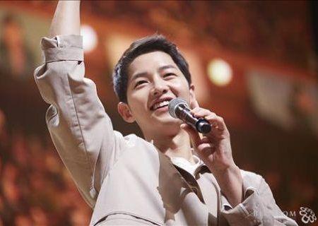 Pertemuan Penggemar Song Joong-ki2