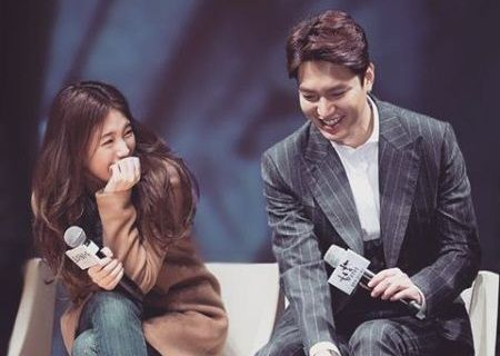 Suzy dan Lee Min-ho