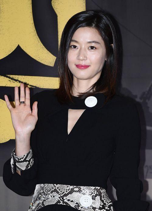 Foto Jun Ji-hyun 2016