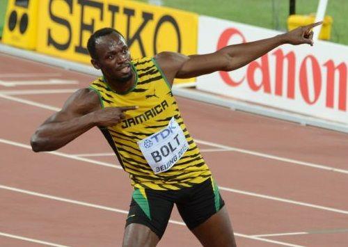 Foto Usain Bolt
