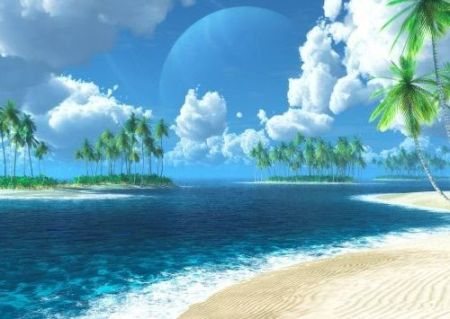 Gambar Pemandangan Indah di Dunia