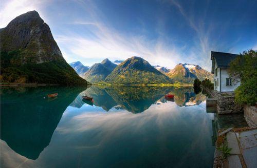 Gambar Pemandangan Indah di Dunia16