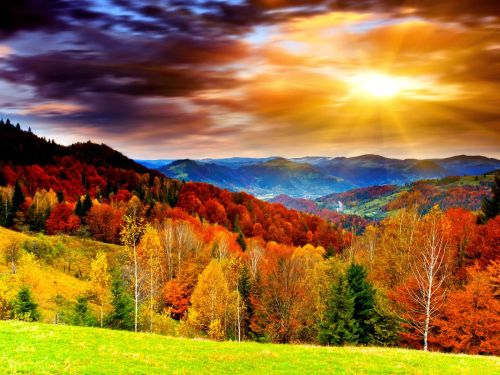 Gambar Pemandangan Indah di Dunia4