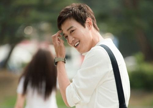 Kim Rae-won Falls In Love with Park Shin-hye