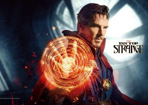 Poster Film Doctor Strange