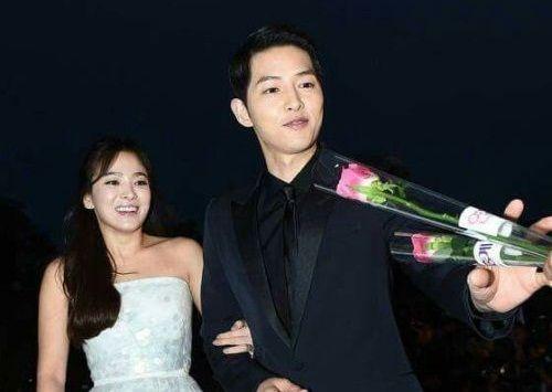Song Joong-ki Is Getting Married