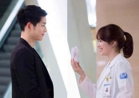 Song Joong-ki Marries Song Hye-kyo