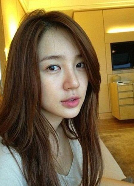 Wajah Asli Yoon Eun-hye