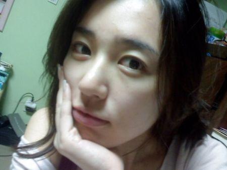 Wajah Asli Yoon Eun-hye1